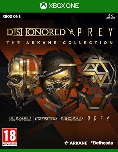 ¡PRECIACO de Preventa! Dishonored & Prey: The Arkane Collection para Xbox