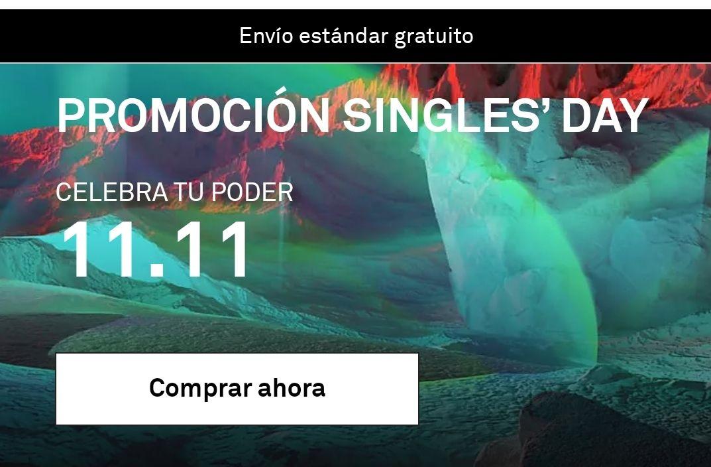 Ofertas Napapijri single days 11%