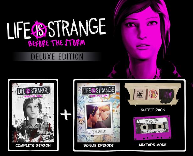 Life is strange Before The storm version deluxe a menos de 1,50 euros en gog rusia.