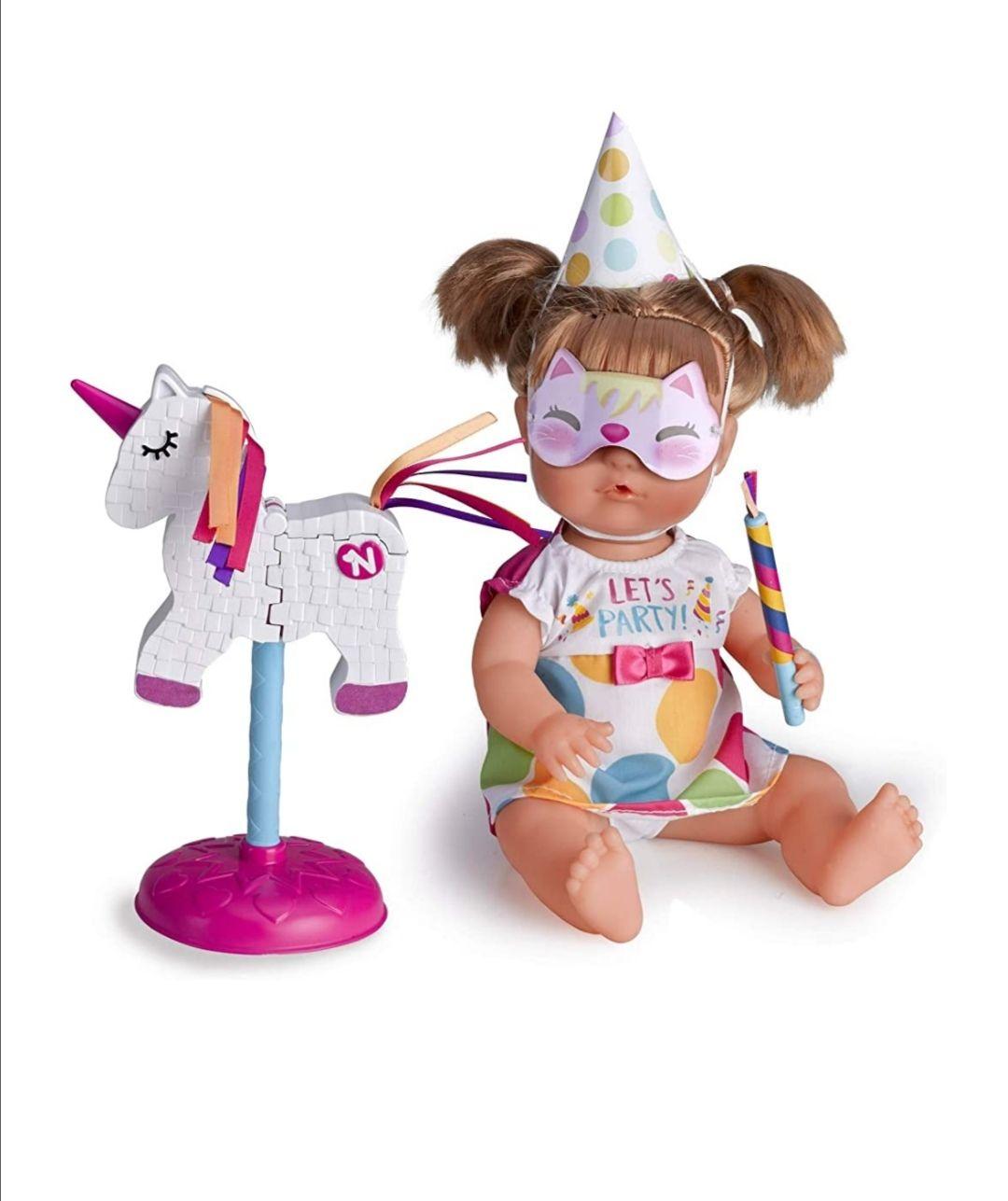 Nenuco de Famosa Piñata, muñeca bebé Fiesta de cumpleaños
