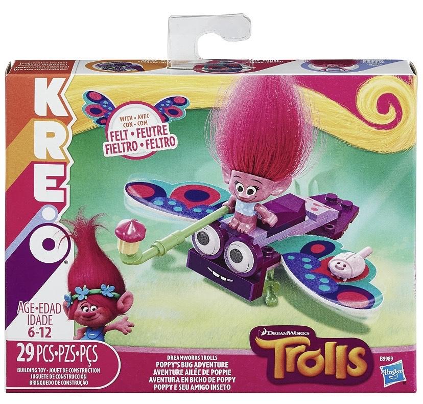 Kreo - Poppy Aventuras Trolls (Hasbro