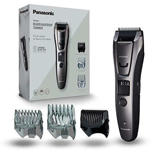 Panasonic ER-GB80-H503 - Cortador de Pelo y Barba Precisa Premium