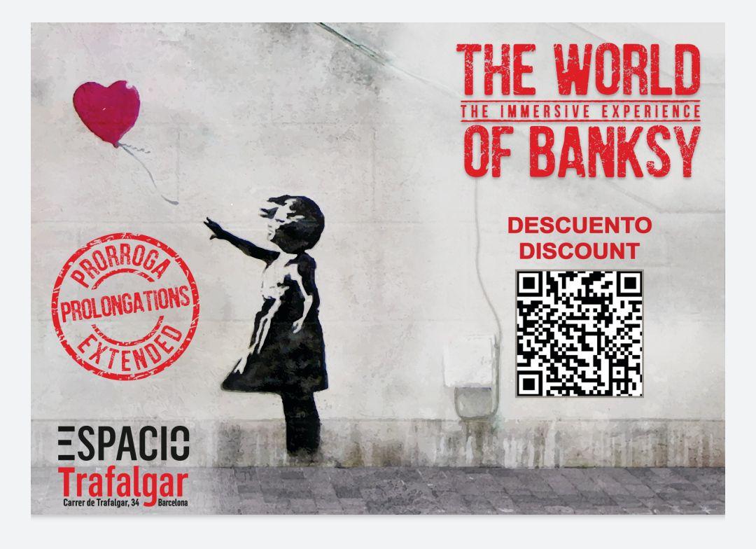 ESPACIO TRAFALGAR - BANKSY