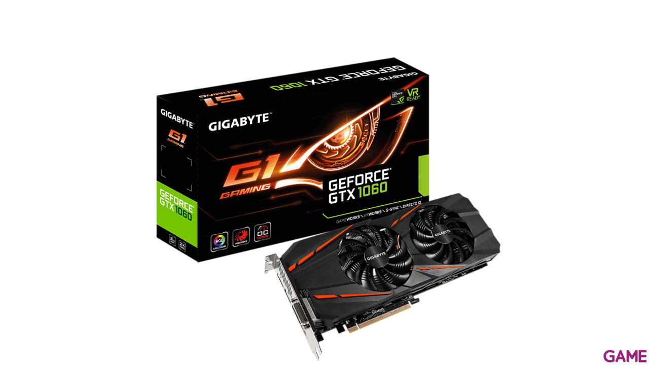 GIGABYTE GEFORCE GTX 1060 G1 3GB