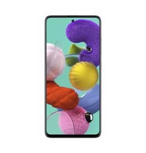 Samsung Galaxy A51 6 GB / 128 GB doble sim - Prisma Crush Blanca