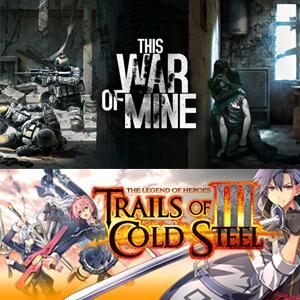 STEAM :: Juega Gratis This War of Mine y The Legend of Heroes Trails of Cold Steel III