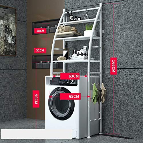 Estanteria sobre lavadora/inodoro