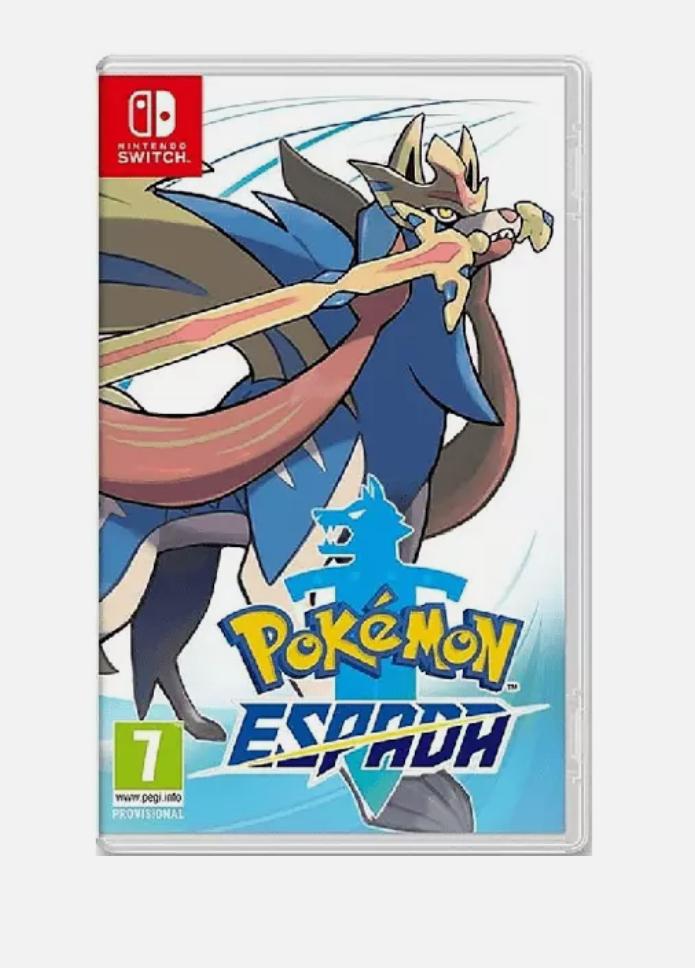 Nintendo Switch Pokémon Espada