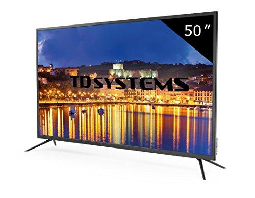 "TV 50"" FullHD"" TDSystem USB solo 229€"