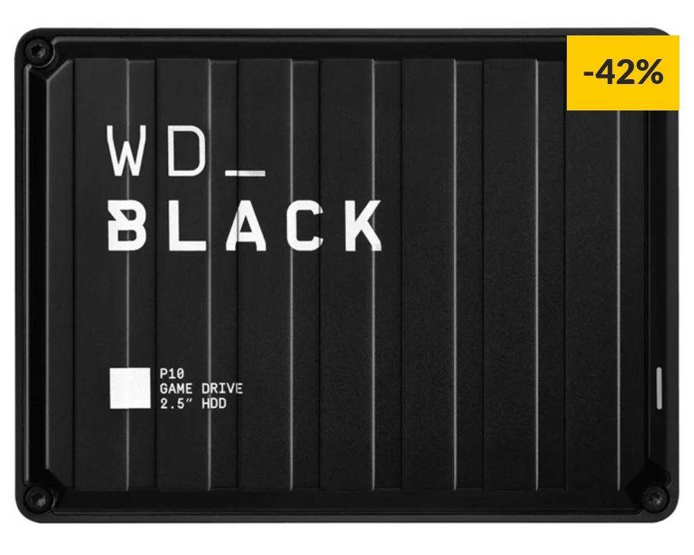 WD Black 5 TB (sin gastos de envio recogiendo en tienda)
