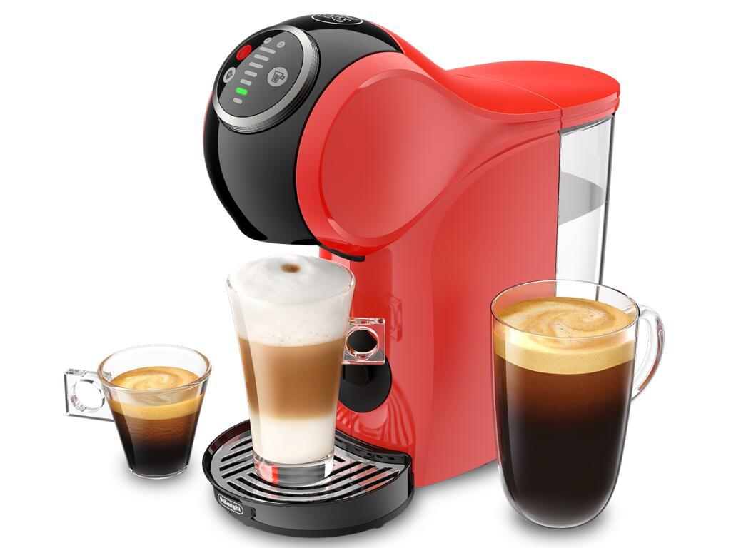 Cafetera Genio Plus Dolce Gusto Superautomática + 3 cajas de cápsulas + ahorro extra, todo por 57,75€ en total