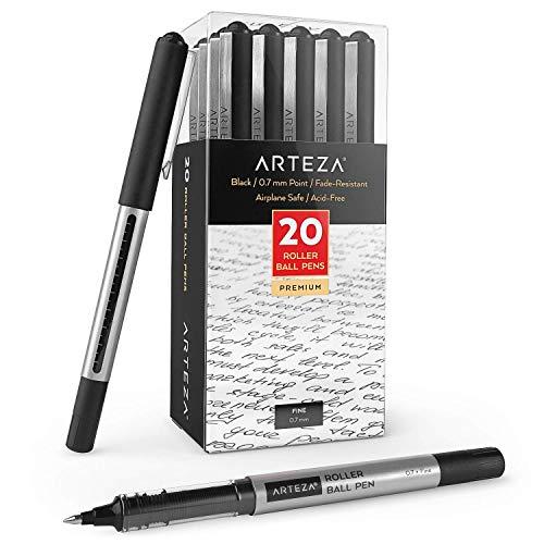 20 bolígrafos de tinta de GEL