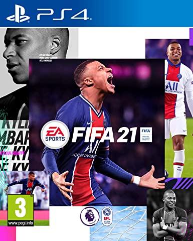 FIFA 21 con 30% descuento desde el Menú de FIFA 20