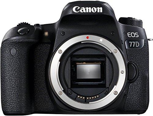 Canon 77D (Cuerpo)