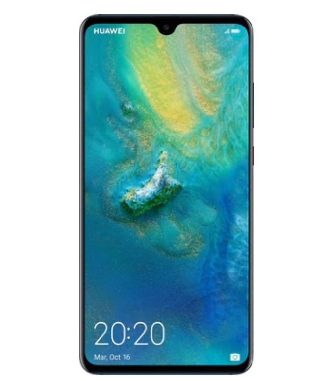 Huawei mate 20 (AZUL o NEGRO)