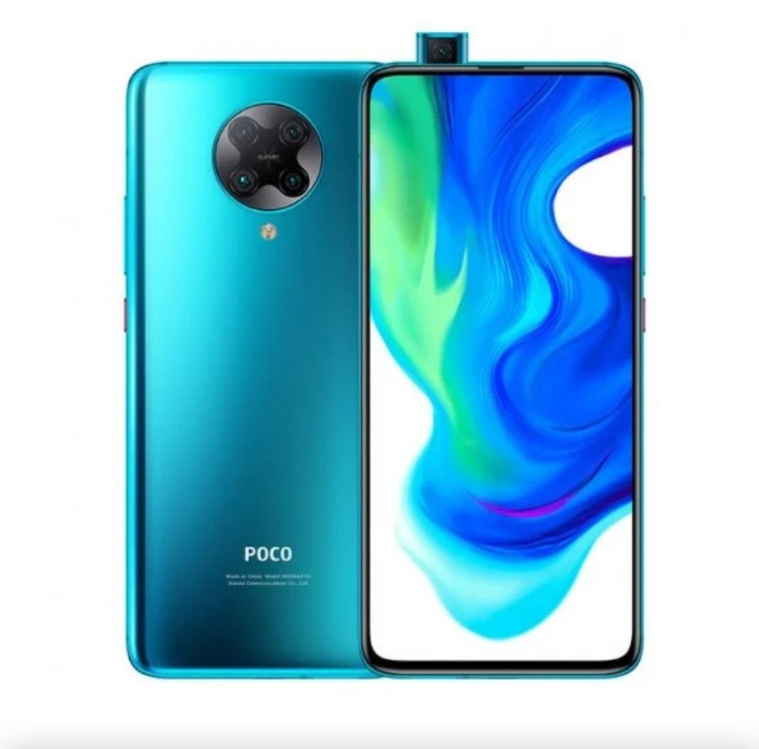 Xiaomi Pocophone F2 Pro 8/256GB 5G Azul