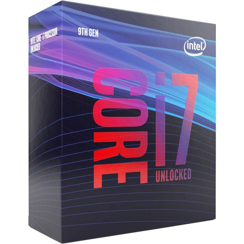 Procesador Intel Core i7 9700k PCComponentes.