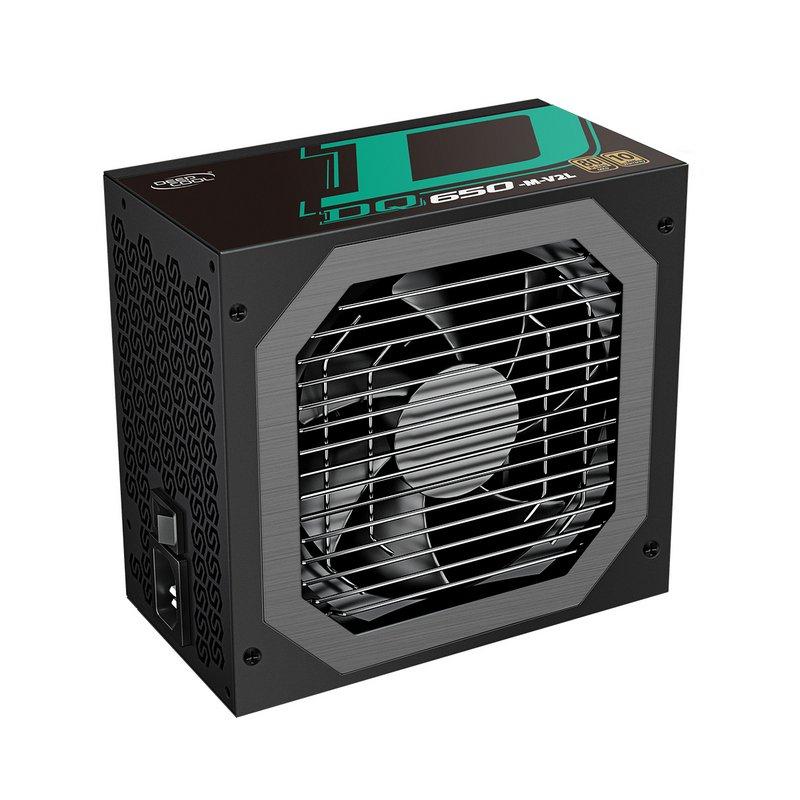 Fuentes de alimentación DeepCool 80 Plus Gold Modular 650W / 750W / 850W