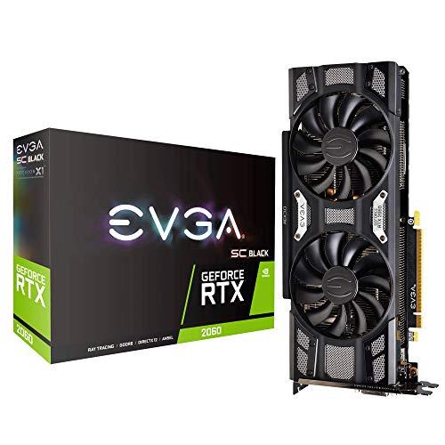 EVGA GeForce RTX 2060 SC Black Gaming