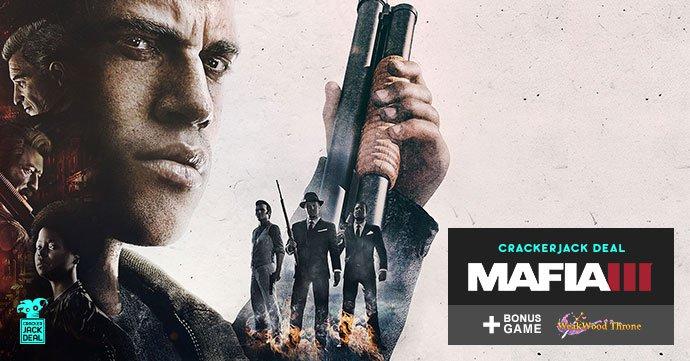 Mafia III Steam + Weakwood Throne