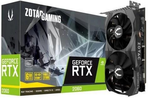 Zotac GAMING GeForce RTX2060 en OFERTA LIMITADA
