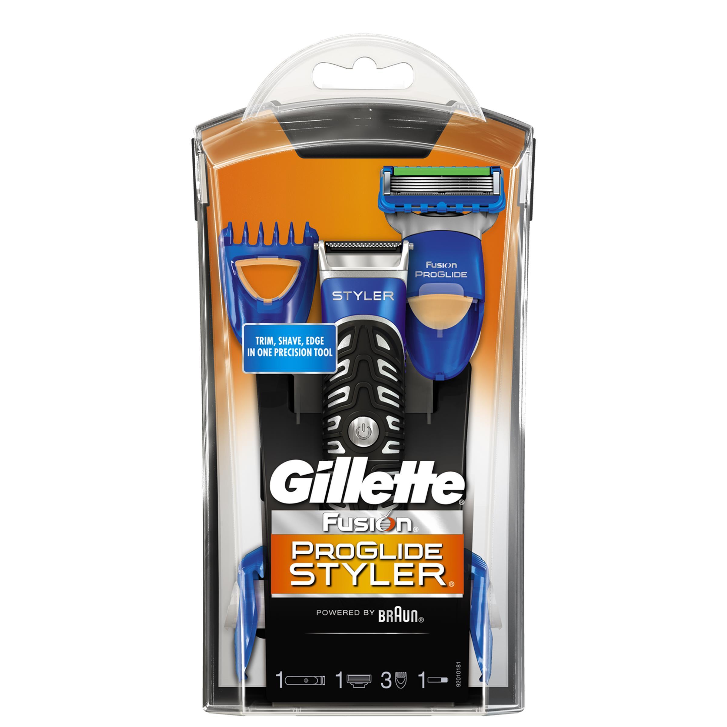 GILLETTE pack fusion proglide styler