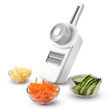 Cortadora de cocina multifuncional HUOHOU, cuchilla múltiple, ABS, herramienta de cocina
