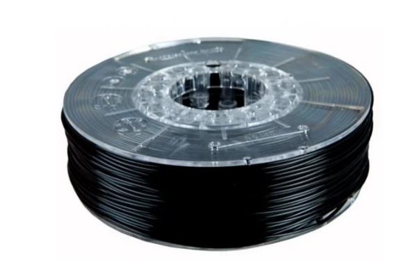Filamento 3D color negro 1KG