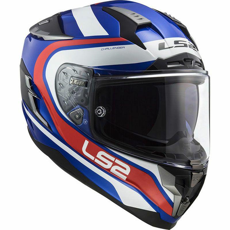 Casco de moto LS2 FF327 Fusion