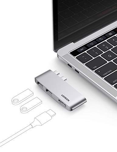 HUB USB C 3 en 1, 4K HDMI de Ugreen