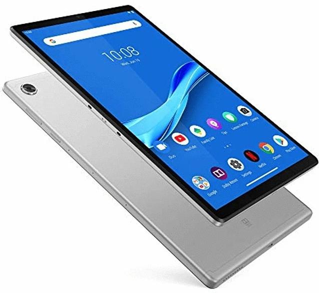 "TAB M10, 10.3"" Full-HD, Helio P22T, 4 GB, 64 GB, Android 9.0, Wifi, Plata *Solo en la web de Canarias."