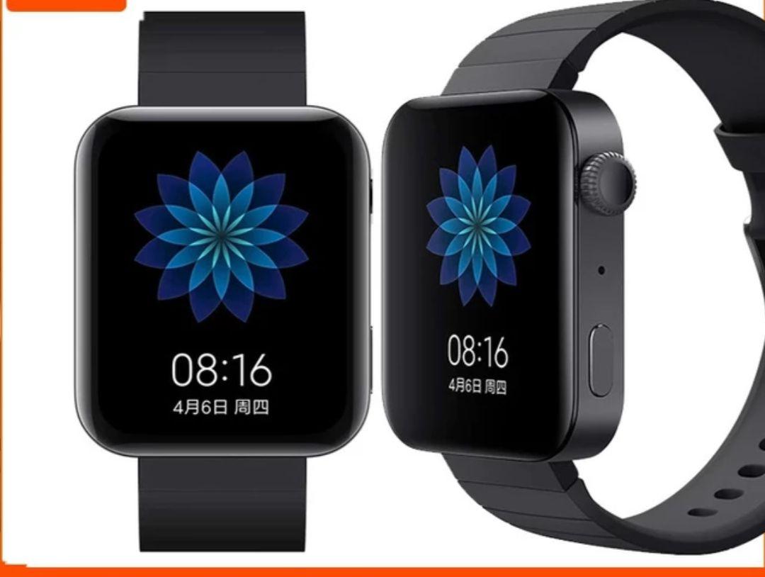 Xiaomi Mi Watch, GPS, NFC, WIFI, Android, deportivo, Bluetooth, Monitor de ritmo
