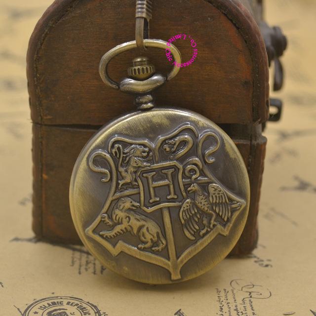 Reloj de bolsillo Harry Potter