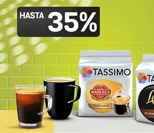 35% Descuento en Bebidas (Mínimo 45€)