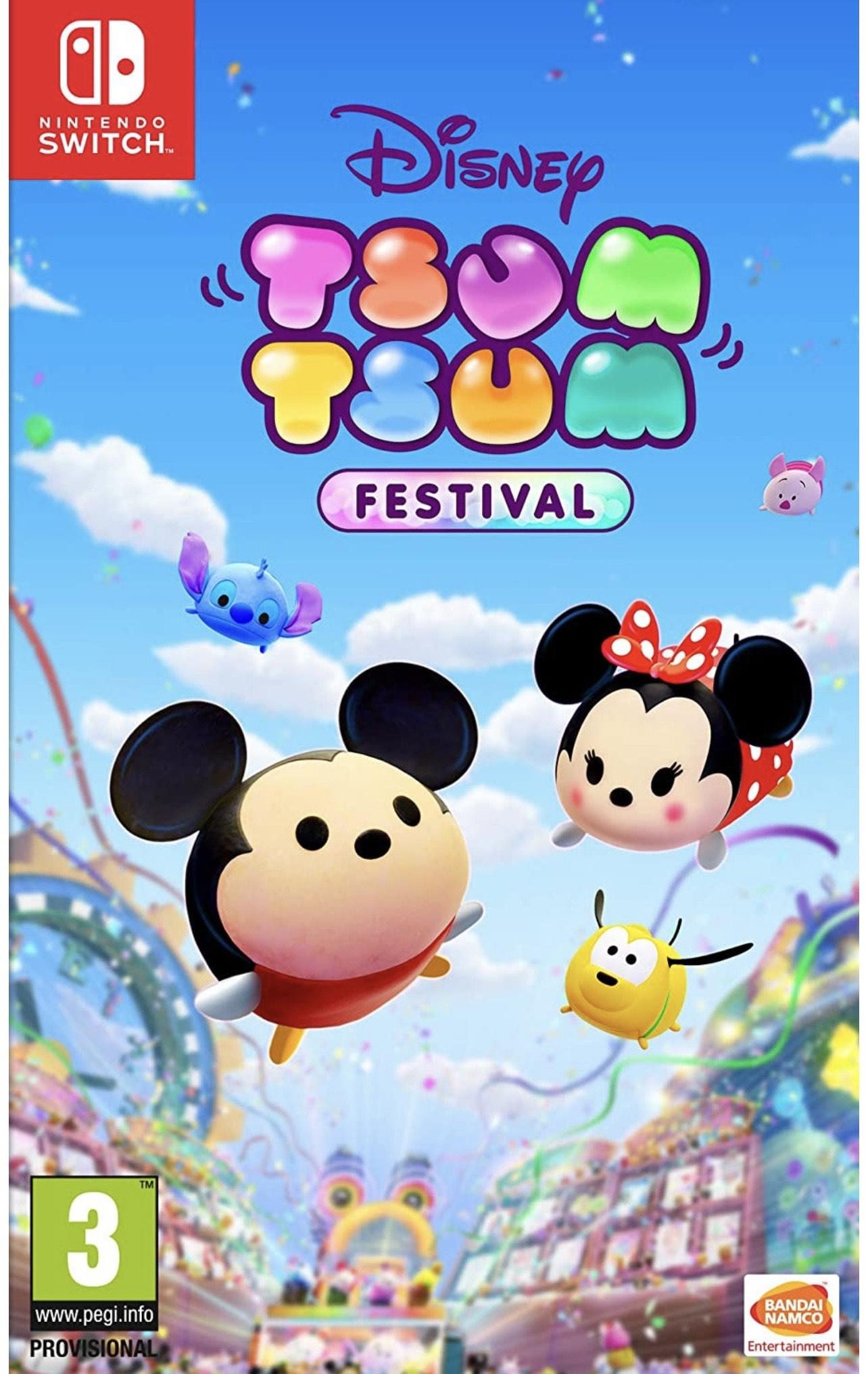 Disney: Tsum Tsum Festival (FÍSICO)