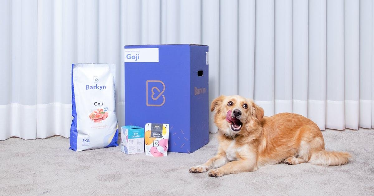 Barkyn - para mascotas, 25% descuento en tus dos 1ros pedidos y 20% en el 2ndo