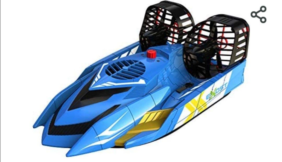 Exost Hover Racer Hovercraft Radio Control Modelos Surtidos