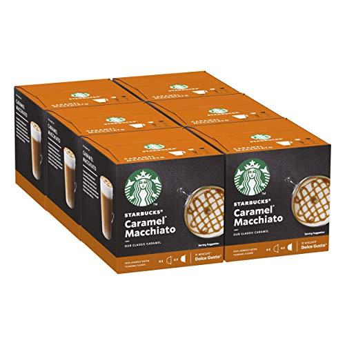 Cápsulas de Café Nescafé Dolce Gusto Starbucks