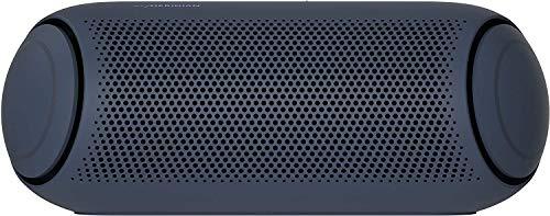 LG XBOOM Go PL5 - Altavoz Bluetooth 20W de Potencia con Sonido Meridian, autonomía 18h, Bluetooth 5.0, IPX5, LED, USB-C, Voz Google y Siri