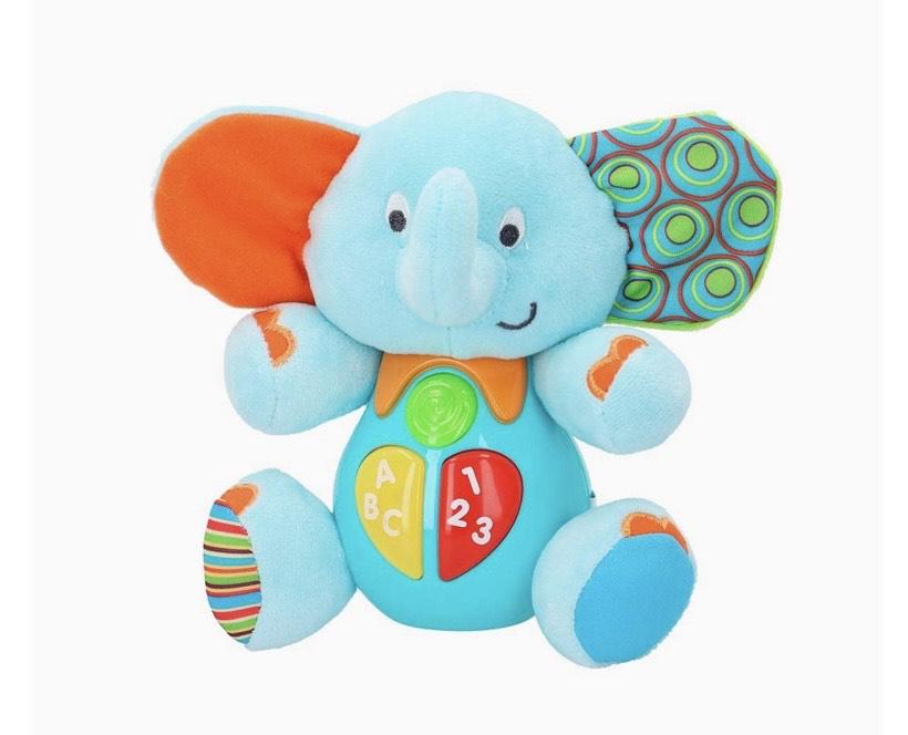 Tachan - Elefantito Musical Canta y Aprende Conmigo
