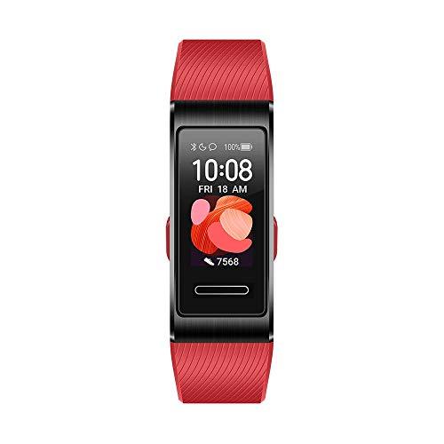 HUAWEI Band 4 Pro con GPS - En Rojo y Negro