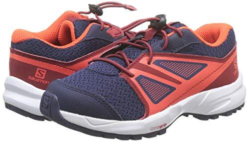 Salomon Sense K, Zapatillas de Trail Running Unisex Niños (talla 28) 28