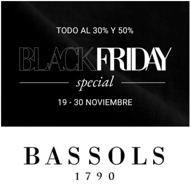 Bassols Blackfriday (Tienda de ropa de cama y del hogar).