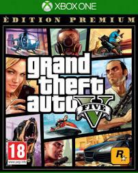XBOX ONE: Grand Theft Auto V (GTA V) Premium Edition (juego físico)
