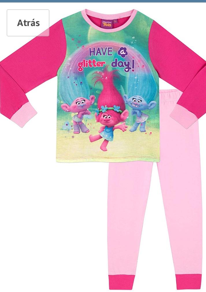 Pijama para niña  T 6-7/ 7-8