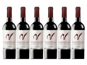 Vino tinto Vinitium COLECCIÓN ESPECIAL Reserva 2014 x 6 botellas
