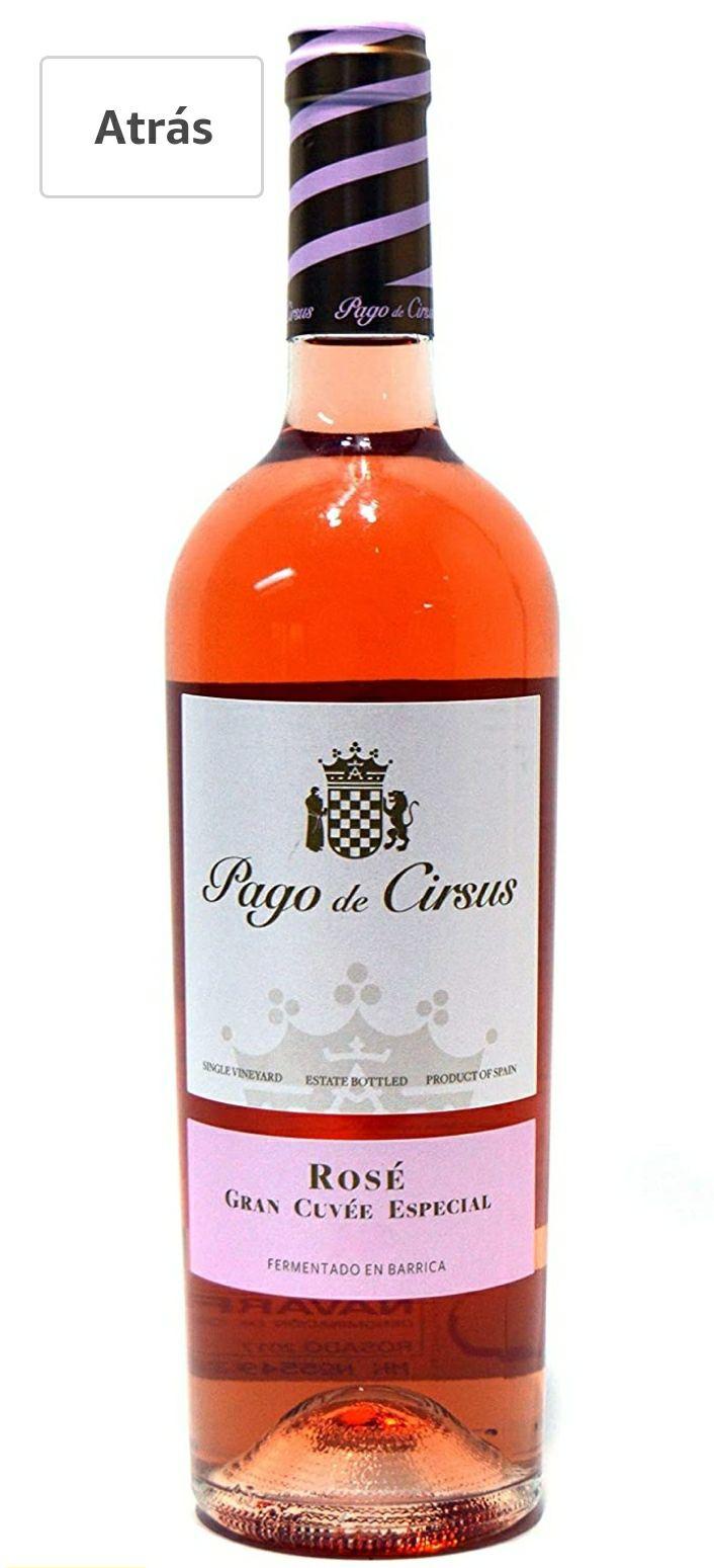 Pago de Cirsus Rosé Gran Cuvée Especial, Rosado Seco - 750 ml