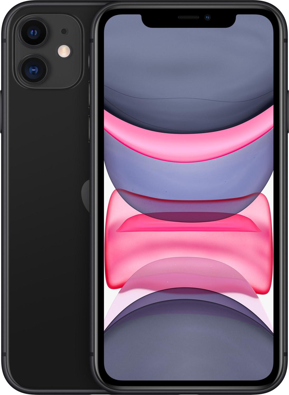 Apple iPhone 11 128GB Black EU
