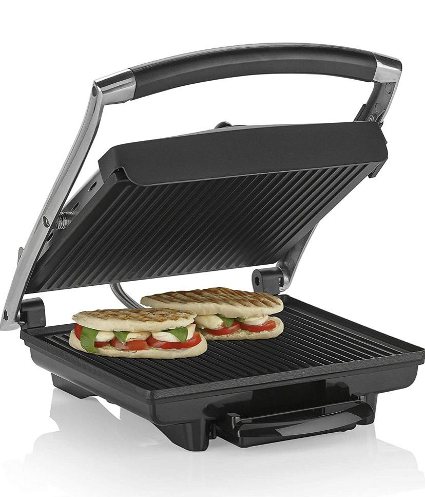 Parrilla/sandwichera 2000W Tristar GR-2848