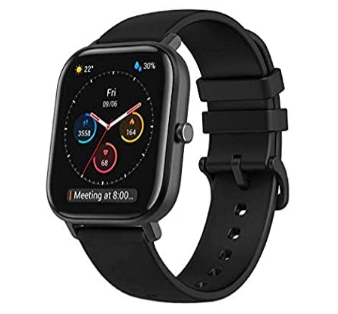 Smartwatch Amazfit GTS con cupones de 25€+5€ por 71,93€